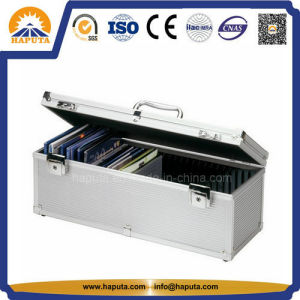 Hard Carrying Aluminium CD / DVD Storage Case (HO-1007) pictures & photos