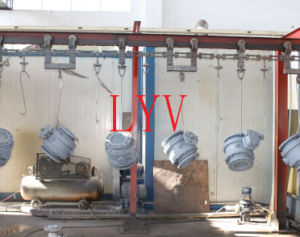 Wcb Worm Gear Floating Stainless Steel Ball Valve pictures & photos