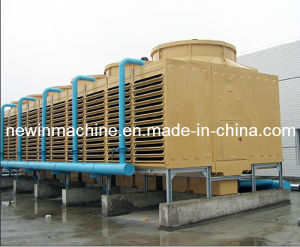 1200t FRP Square Type Cross Flow Water Cooling Tower pictures & photos