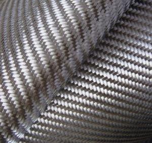 3k Twill/ Plain Weaven Surface Carbon Fiber Fabric