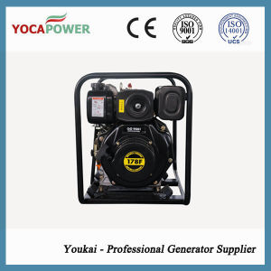 3inch Air Cooled Diesel Engine Water Pump for Agriculture Use pictures & photos