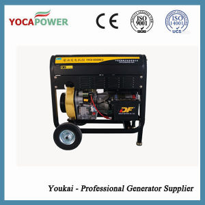 7kw Home Use Electric Diesel Generator pictures & photos