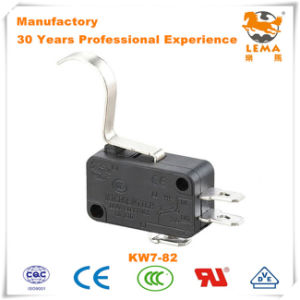 Lema Kw-7-82 CCC CE UL VDE Bent Lever Micro Switch pictures & photos