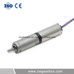 6mm 3V Small Coreless DC Gear Motor with Planetary Gearbox pictures & photos