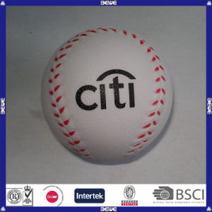 Cheap Logo Printed Soft PU Baseball pictures & photos