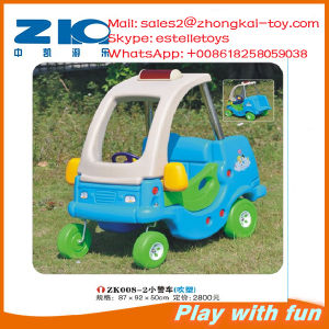 Playground The Samll Plastic Car for Kids pictures & photos