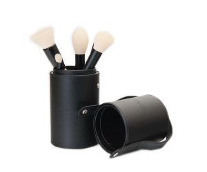 Makeup Brushes Face and Eye Cosmetic Brushes with Cup Holder pictures & photos
