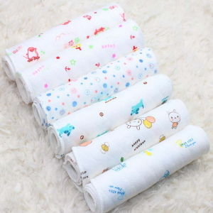 High Quality 100%Cotton Printed Baby Cloth Diaper pictures & photos