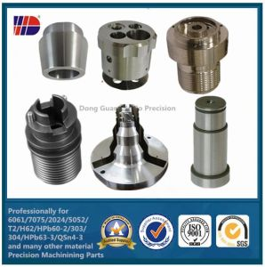 Customized Precision CNC Machined Metal Parts pictures & photos