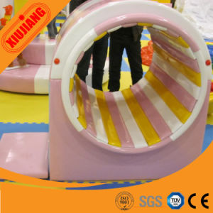Indoor Preschool Playground Equipment Electric Time Travel pictures & photos