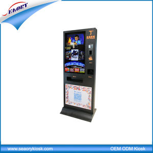 Self Service Cinema Card Dispener Ticket Vending Kiosk pictures & photos