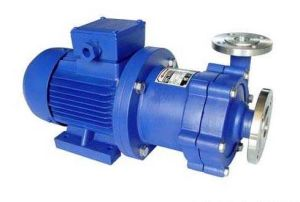 Cq Electric Anti-Corrosive No-Leakage Magnetic Drive Pump pictures & photos
