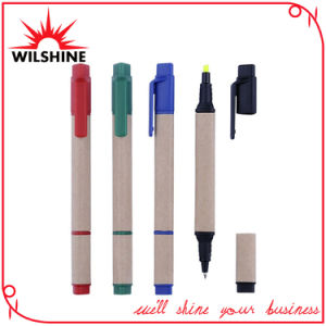 Triangle Paper Barrel Eco-Friendly Pen for Logo Printing (EP0421) pictures & photos