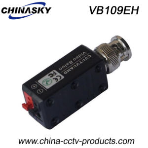 CCTV Screwless Connectable HD-Cvi/Tvi/Ahd Passive Video Balun (VB109EH) pictures & photos