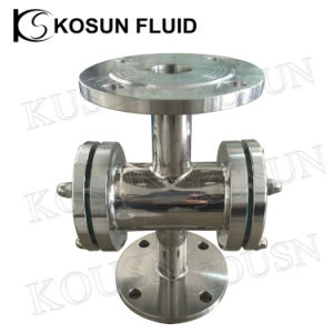Stainless Steel Flanged High Pressure Sight Glass pictures & photos