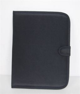 600d Notebook Cover with Multi-Compartments (BS130916JB) pictures & photos