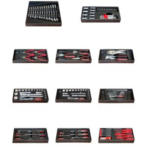 7 Drawers Germany Design Swiss Kraft Tool Cabinet for Car Repair Tool Trollery pictures & photos