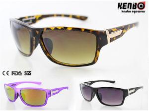 New Design Hot Sale Fashion Unisex Sunglasses 100%UV Protection, CE FDA SGS Kp50812 pictures & photos