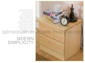 Solid Wooden Cabinet Drawers Cabinet Modern Style (M-X2552) pictures & photos