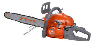 Tt-CS5200 52cc Garden Machine Powerful Chainsaw Pass Euii/Md with Safety Handle and Catalyst in Muffler