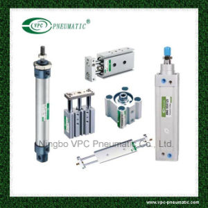 Aluminum Alloy Pneumatic Cylinder Air Cylinder pictures & photos