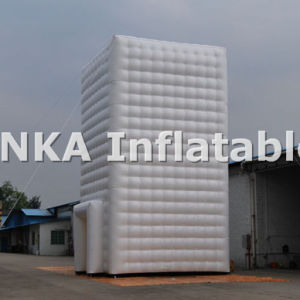 Inflatable LED Mini Cubic Tent for Indoor Usage pictures & photos