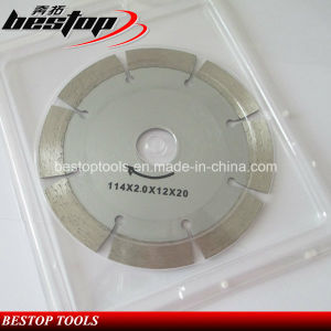 Bestop 4.5 Inch Wet Cutting Granite Blade for Vietnam Market pictures & photos