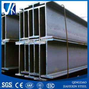 Hot Rolled Metal Structural Steel H Beam for Sale Jhx-Ss6018-L pictures & photos