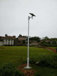 Integrated Solar LED Lighting for Garden, Road, Lawn and Park pictures & photos