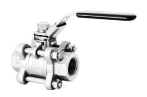 1000 Psig 3-Piece General Application Ball Valves