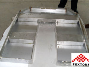 OEM Sheet Metal Fabrication Metal Products pictures & photos