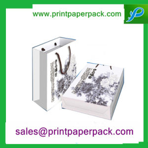 Custom Printed Gift Packaging Shopping Paper Bag with Logo Printing pictures & photos