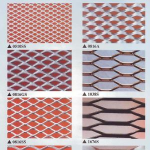 Expanded Aluminium/Steel Sheet, Expanded Metal Mesh pictures & photos