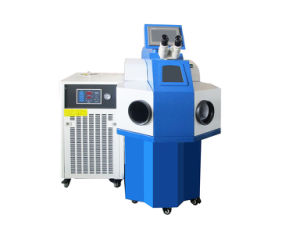 YAG Laser Welding Machine for Jewelry pictures & photos