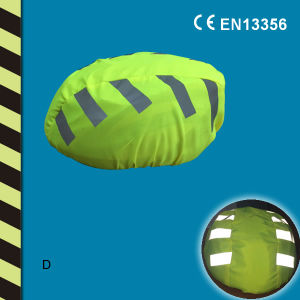 CE En20471 and ANSI Standard Reflective Helmet Cover pictures & photos