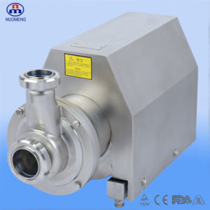Sanitary Stainless Steel Pharmacy Pumps pictures & photos