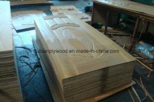 Moulded Veneer HDF/MDF Door Skin (EV-Sapelli) pictures & photos