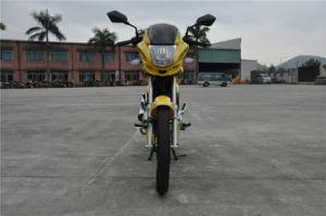 Jincheng Motorcycle Model Jc150-6CV Street Bike pictures & photos