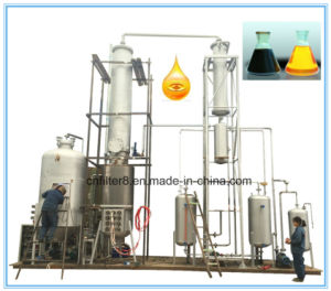 Used Black Lubricating Oil Purification Plant (EOS-10) pictures & photos
