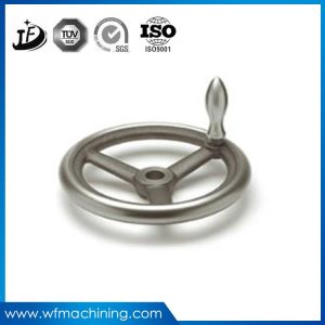 Ht300 Sand Casting Flywheel for Indoor Cycling Equipment pictures & photos