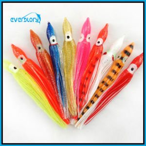 OEM or Wholesale Wh0012 12cm/4.1g Octopus Soft Lure Fishing Tackle Fishing Lure pictures & photos
