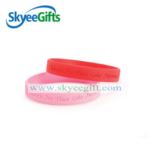 Wholesale Customized Bulk Cheap Silicone Wristband pictures & photos