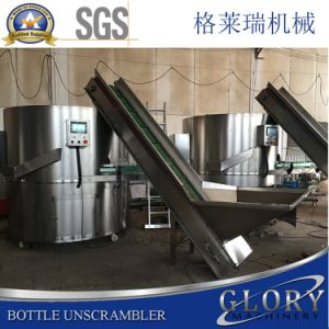 Factory Supply Automatic Bottle Unscrambing Unscrambler pictures & photos