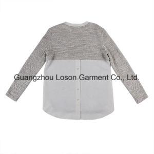 Wholesale Classic Fashion Chiffon Girl′s Blouse