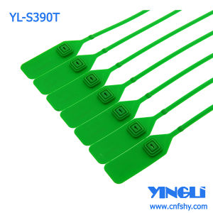 Disposable Adjustable with Metal Insert Security Plastic Seal (YL-S390T) pictures & photos