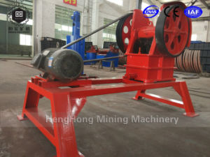 Mining Machine Mini Stone Jaw Crusher for Sand Stone Line pictures & photos