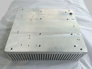 Aluminum Extruded High Power Heat Sinks pictures & photos