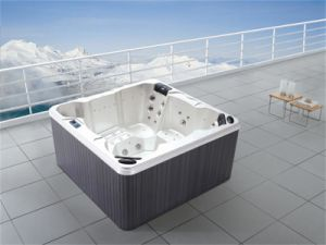 Ce SAA Certificates Outdoor Best Body Massage Jacuzzi (M-3315) pictures & photos