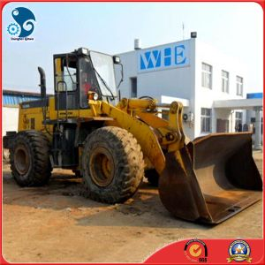 23.5-25-Tyres Used Komatsu Wa380-3 Wheeltype Diesel Loader with 16.3ton-Operation pictures & photos