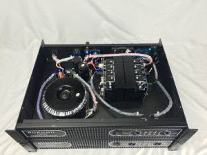 Light Weight Competitive Power Amplifier for DJ System